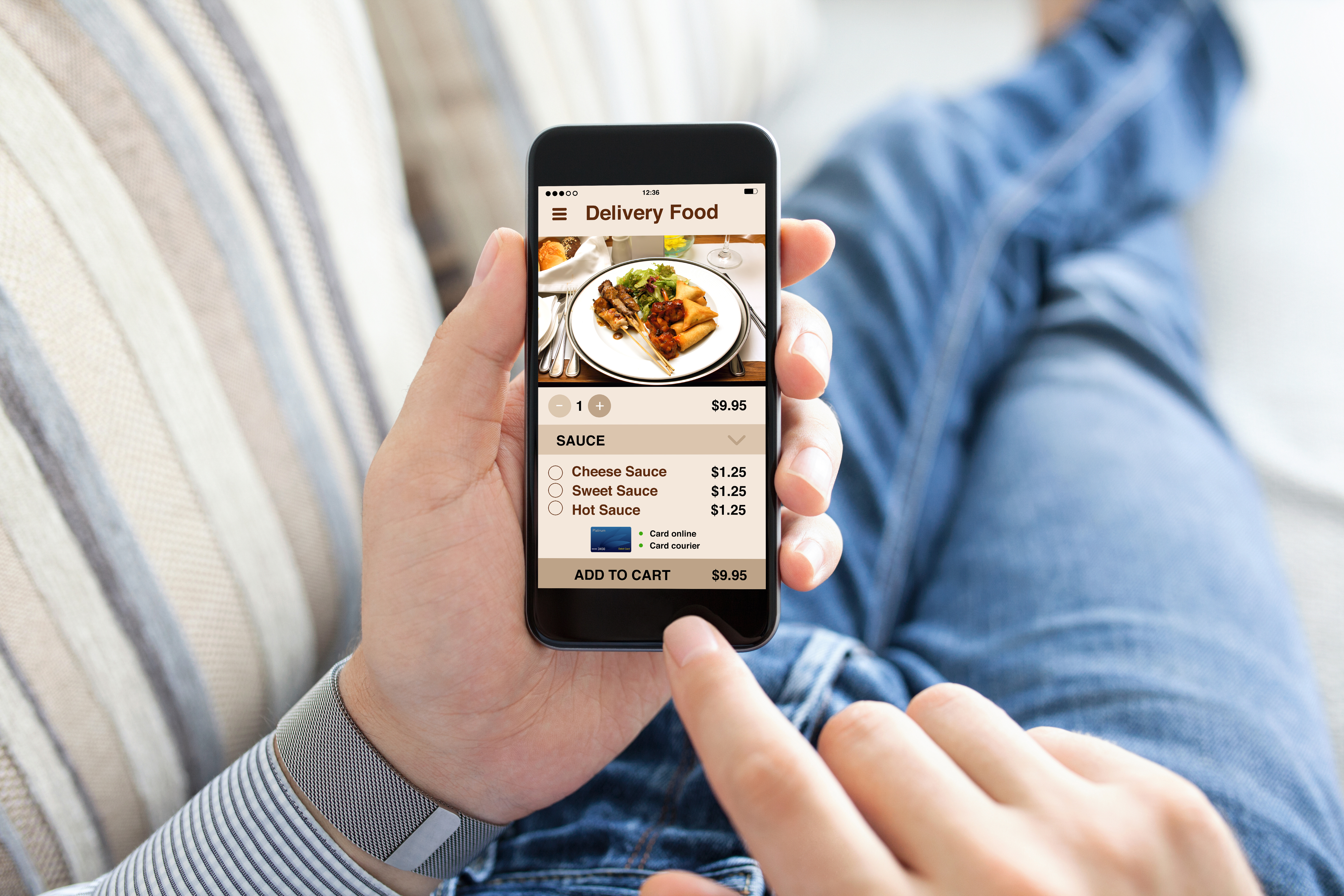 Food Delivery Apps: The Game Changer for the Restaurant Industry