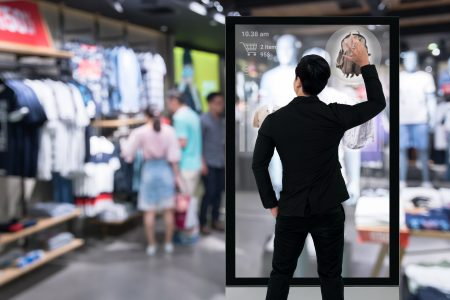 Role of Technology in Making Retail Stores