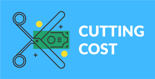 Operational Cost-Cutting by Being on Amazon